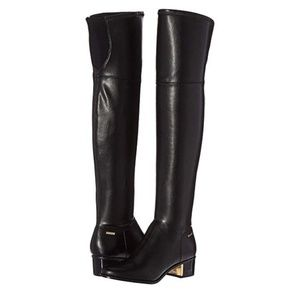 Calvin Klein Carli Over the Knee boots